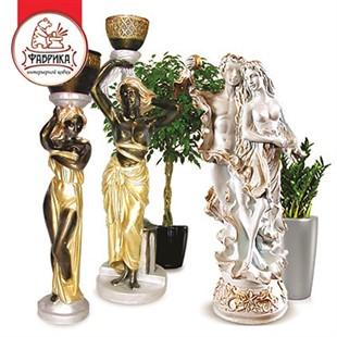 Скульптуры и статуи