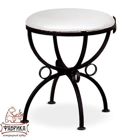 Кованая мебель для дома Табурет 303-04