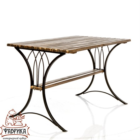 Кованый стол 881-68R