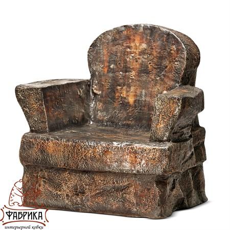 Кресло для дачи Камень