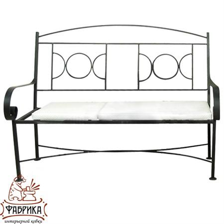 Кованная мебель для дома Диван 303-13