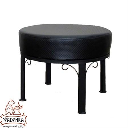 Кованая мебель для дома Пуфик 303-22