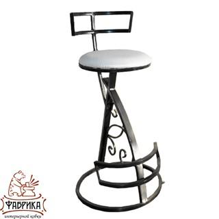 Кованая мебель для дома Стул барный 325-12