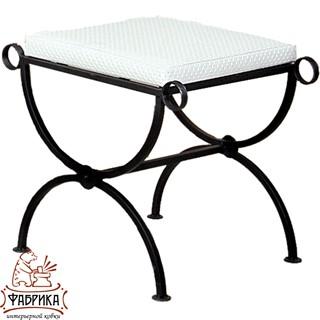 Кованая мебель для дома Банкетка 303-03
