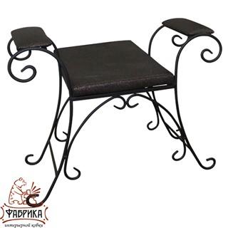 Кованая мебель для дома Банкетка 304-01