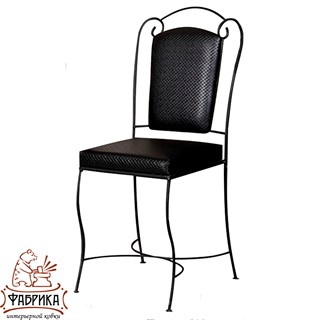 Кованая мебель для дома Стул 323-01