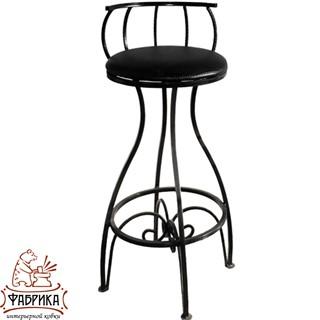 Кованая мебель для дома Стул барный 325-07