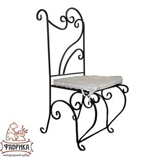 Кованая мебель для дома Стул 324-02-В