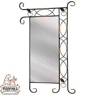 Кованый декор для дома Зеркало 43-103