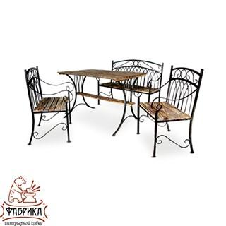 Комплект садовой мебели для сада С5
