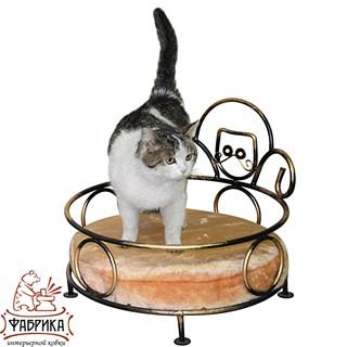 Кованая мебель для животных