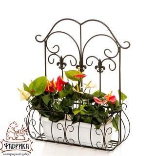 Настенная подставка для цветов