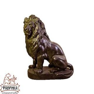 Садово - парковая фигура Лев
