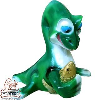 Динозавр Плезиозавр