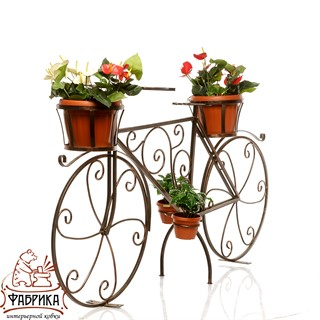 Садовая подставка для цветов 53-602
