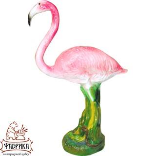 Садовая фигура из полистоуна Фламинго большой F01162