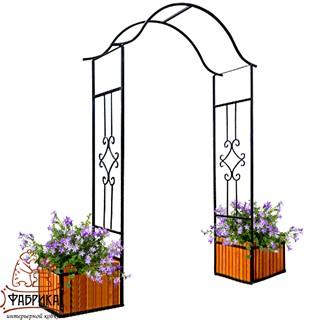 Садовая арка 860-66R