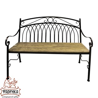 Кованая скамейка 891-76