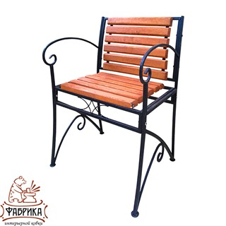 Кованое кресло 880-62R