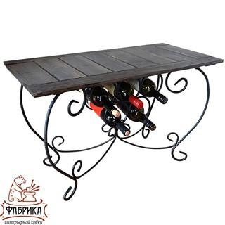 Винный столик для дома