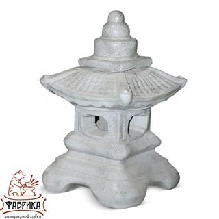Садовый декор из полистоуна Фонарь Китайский F03118
