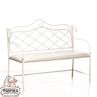 Кованый диван для дома 941-09