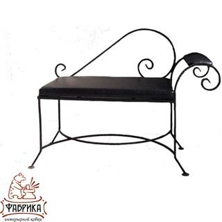 Кованая мебель для дома Диван 941-03