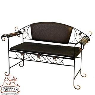Кованая мебель для дома Диван  941-05