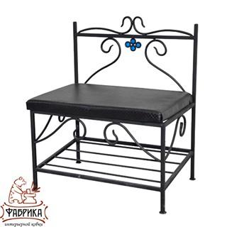 Кованая мебель для дома Обувница 940-02