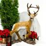 Новогодняя фигура оленя