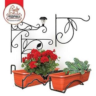 Кронштейны для цветов