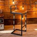Кованая мебель для дома серийного производства
