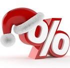 Новогодние скидки до 20%