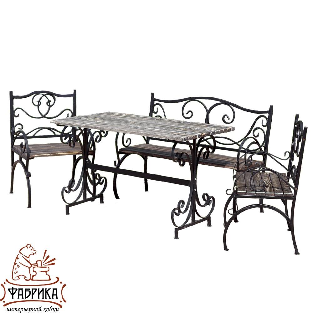 Комплект дачной мебели C1