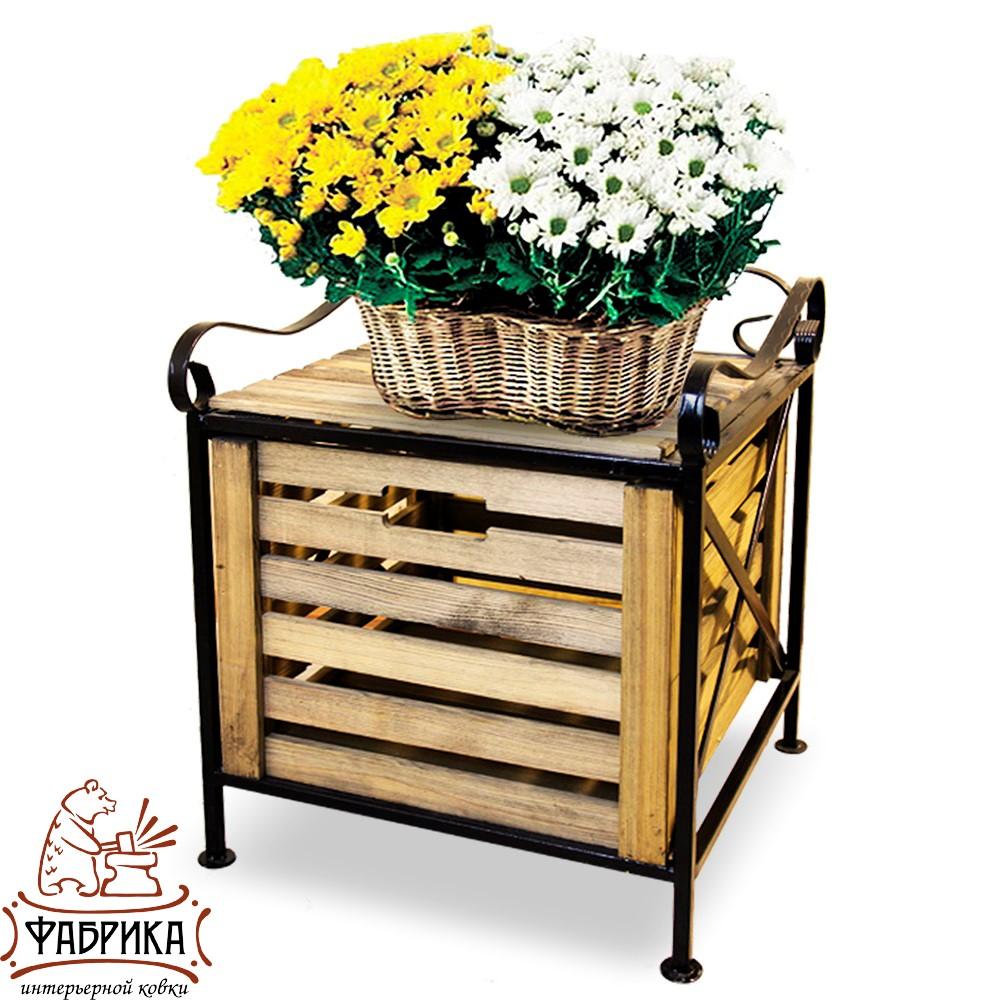 Ящик для хранения деревянный