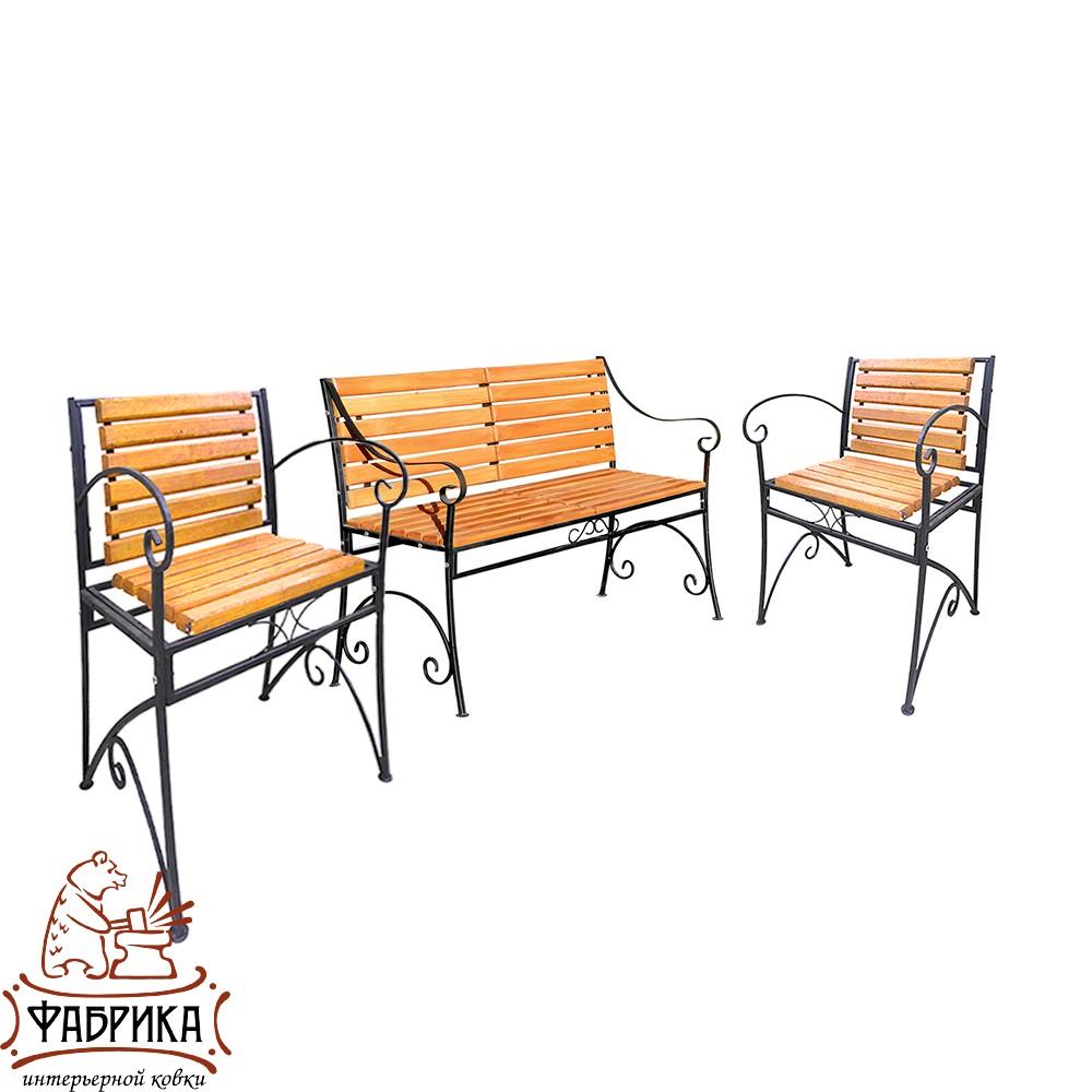 Комплект мебели для сада C3