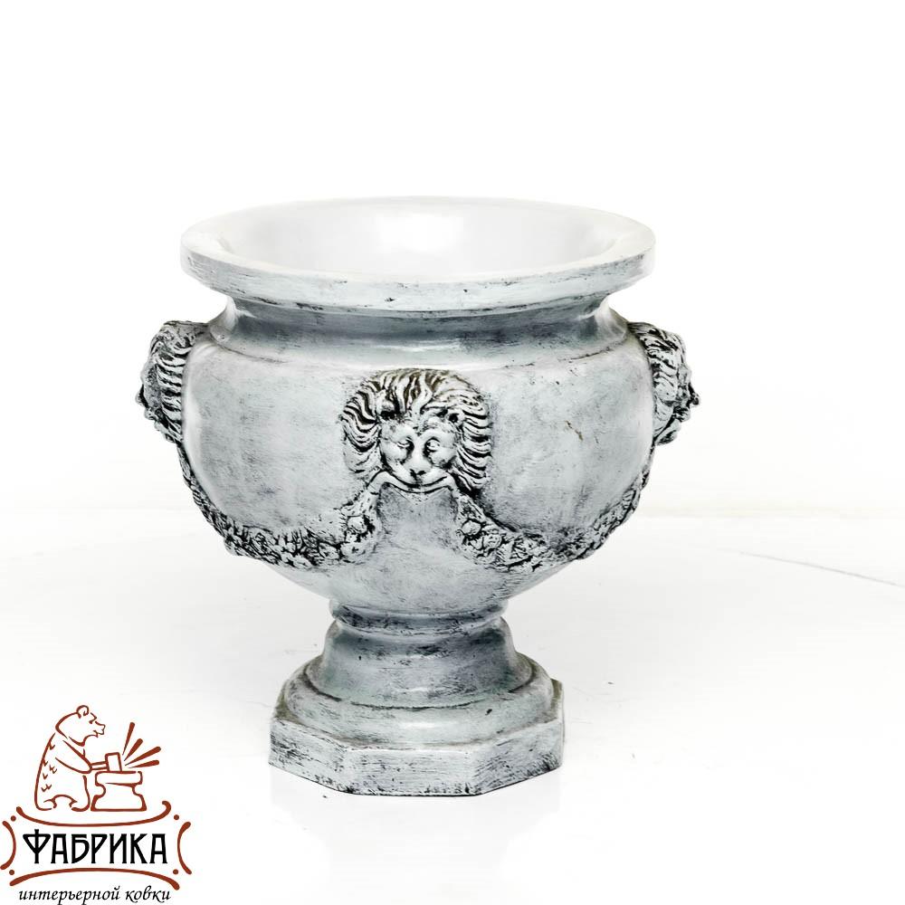 Чаша со львом U07927 BT