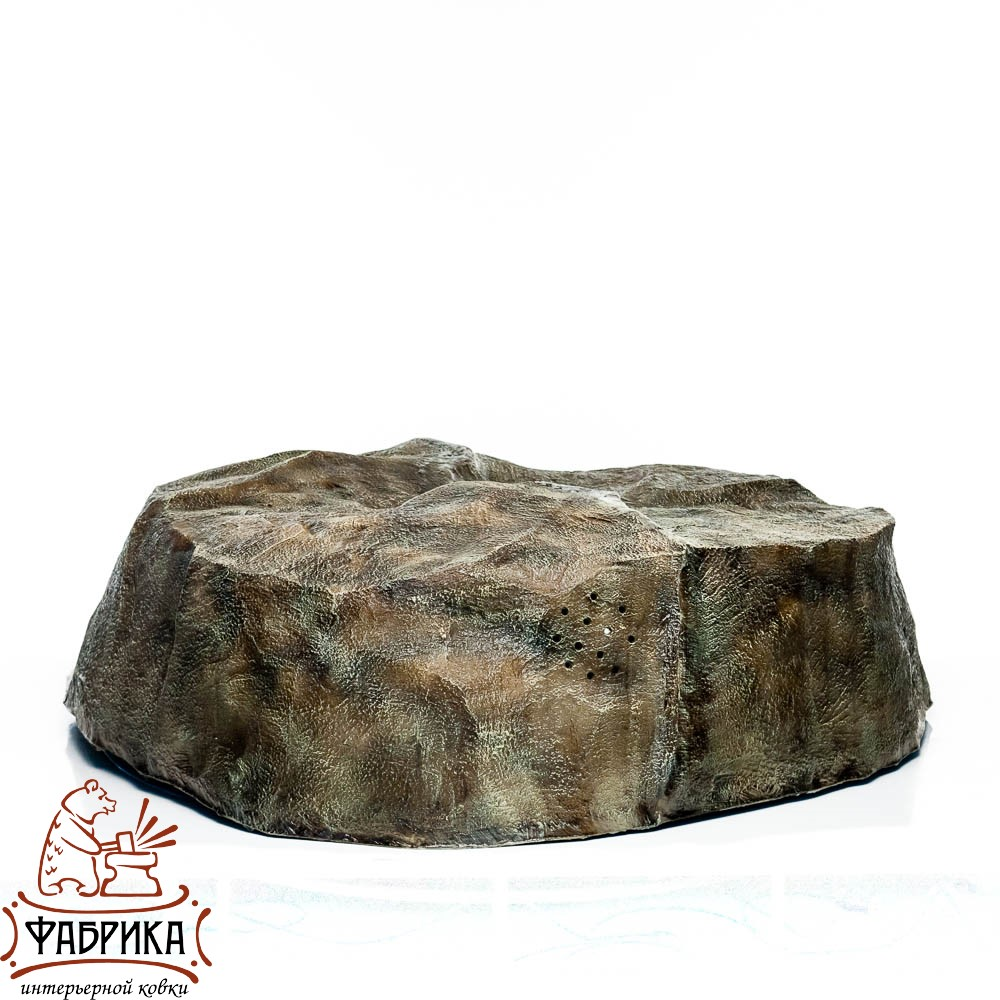Крышка люка для септика Камень большой U08026