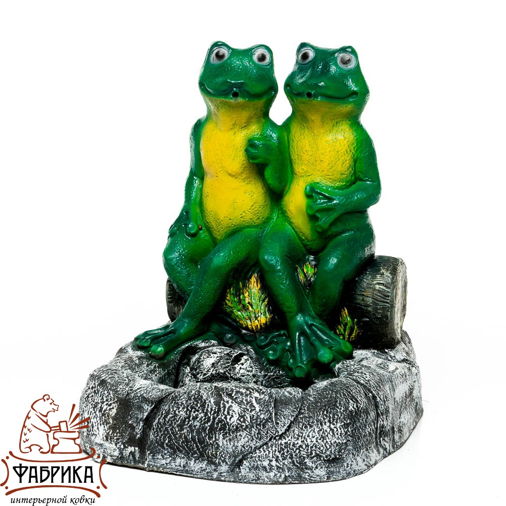 Фонтан Две лягушки, U08261