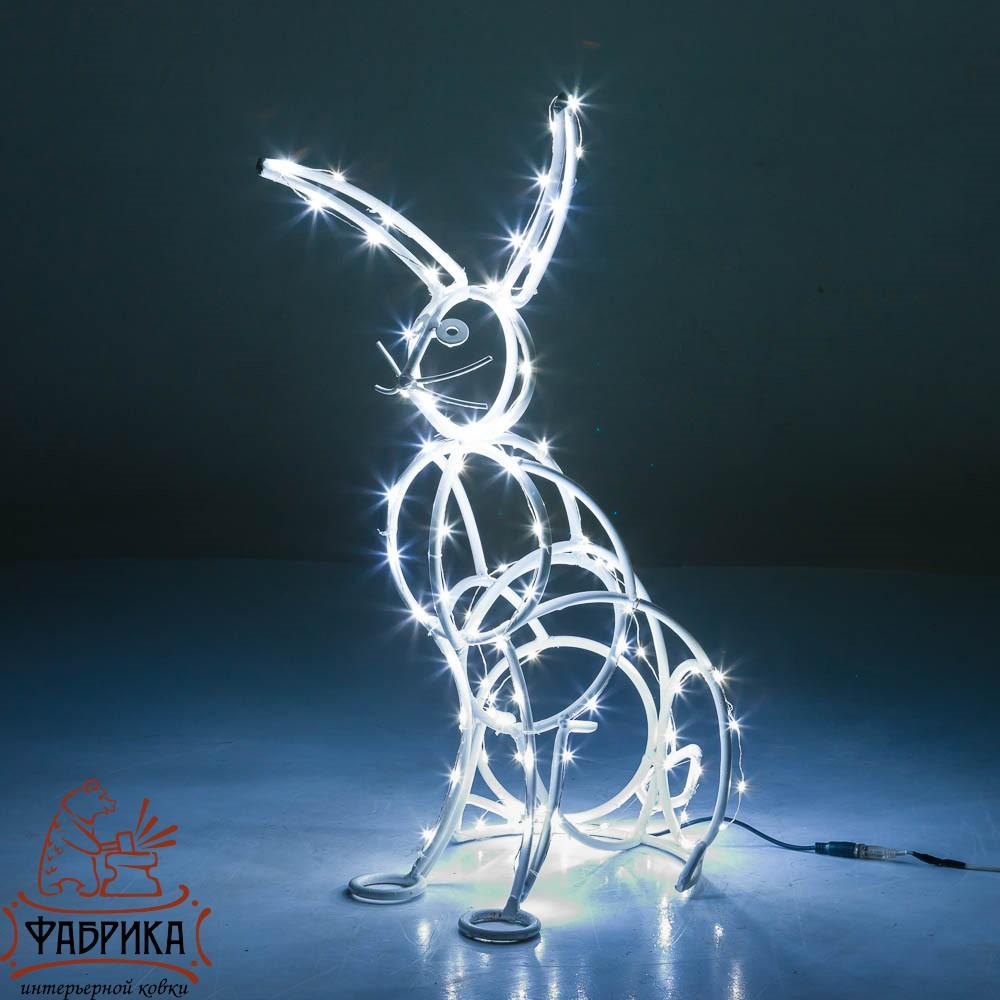 Световая фигура заяц, 57-626