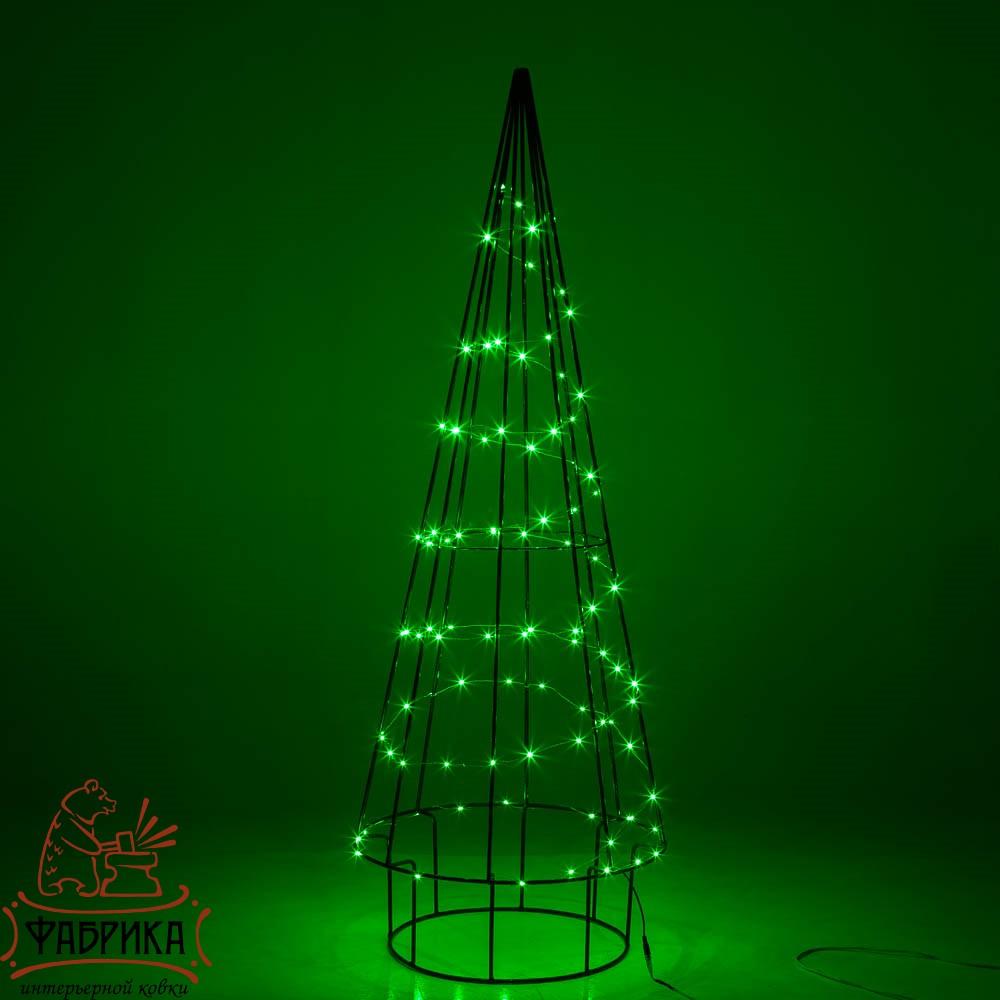 Светодиодная фигура елка, 57-633