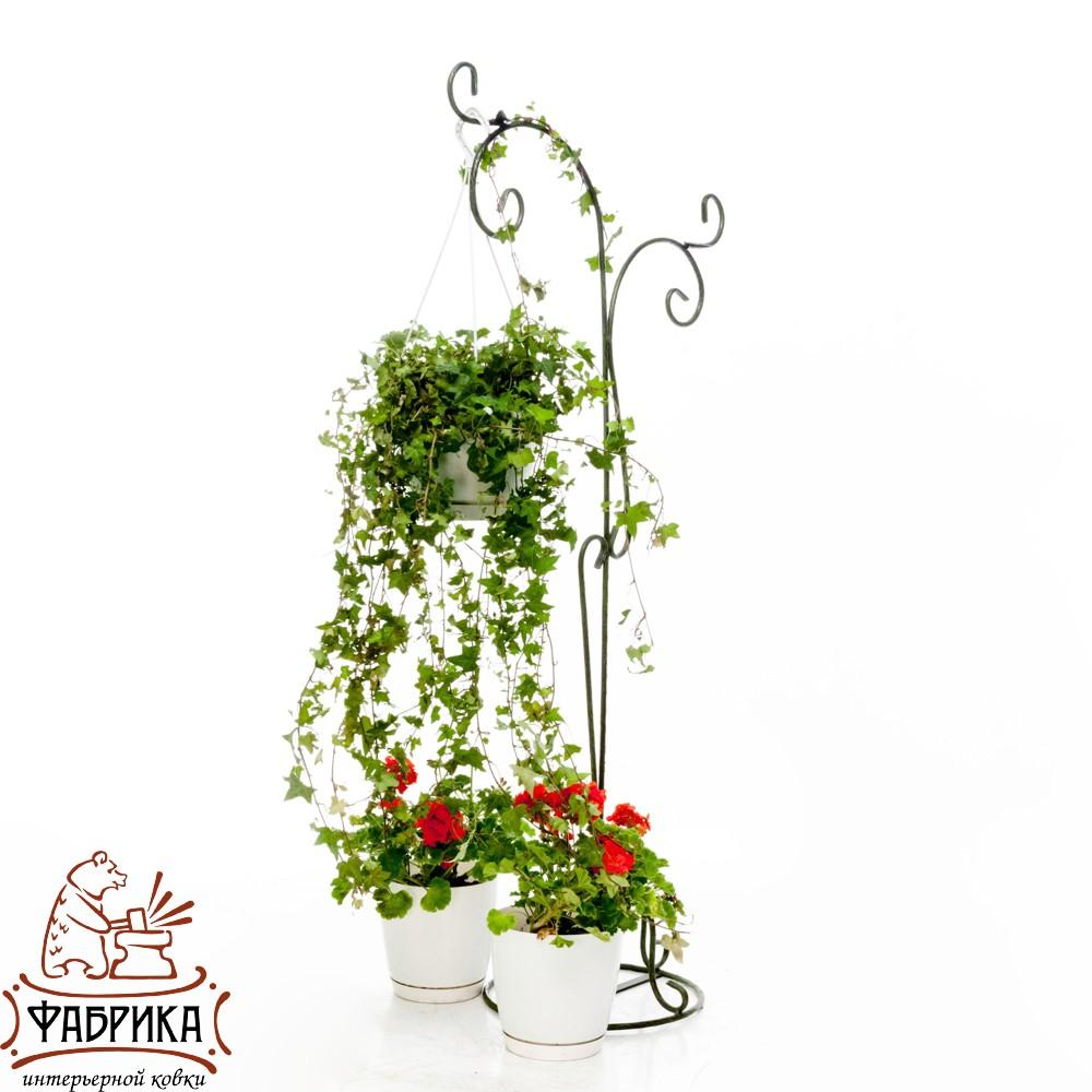 Стойка для цветов 54-002 садовая