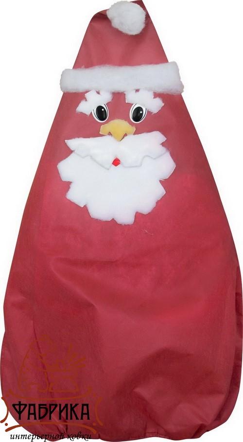 Дед Мороз декоративный колпак