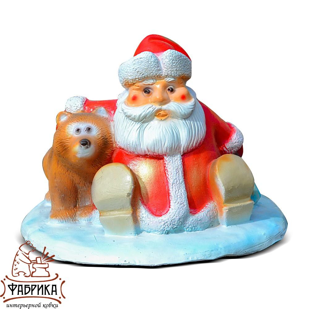 Подставка под елку Дед Мороз с мешком U07809