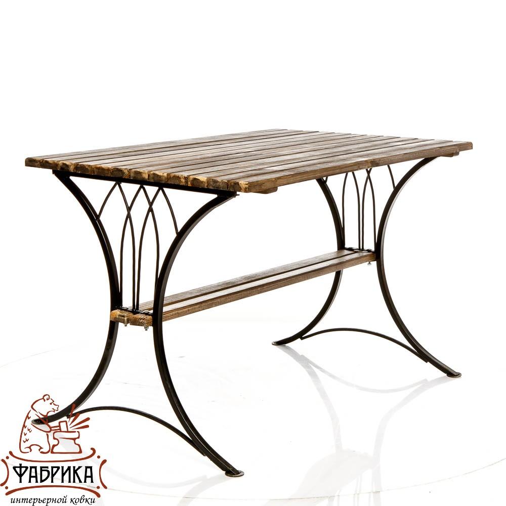 Садовый стол 881-68R с деревом