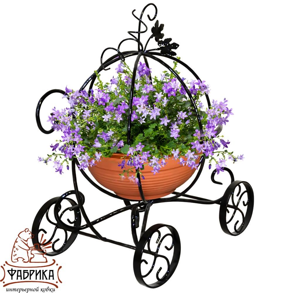 Подставка для цветов садовая, 51-300