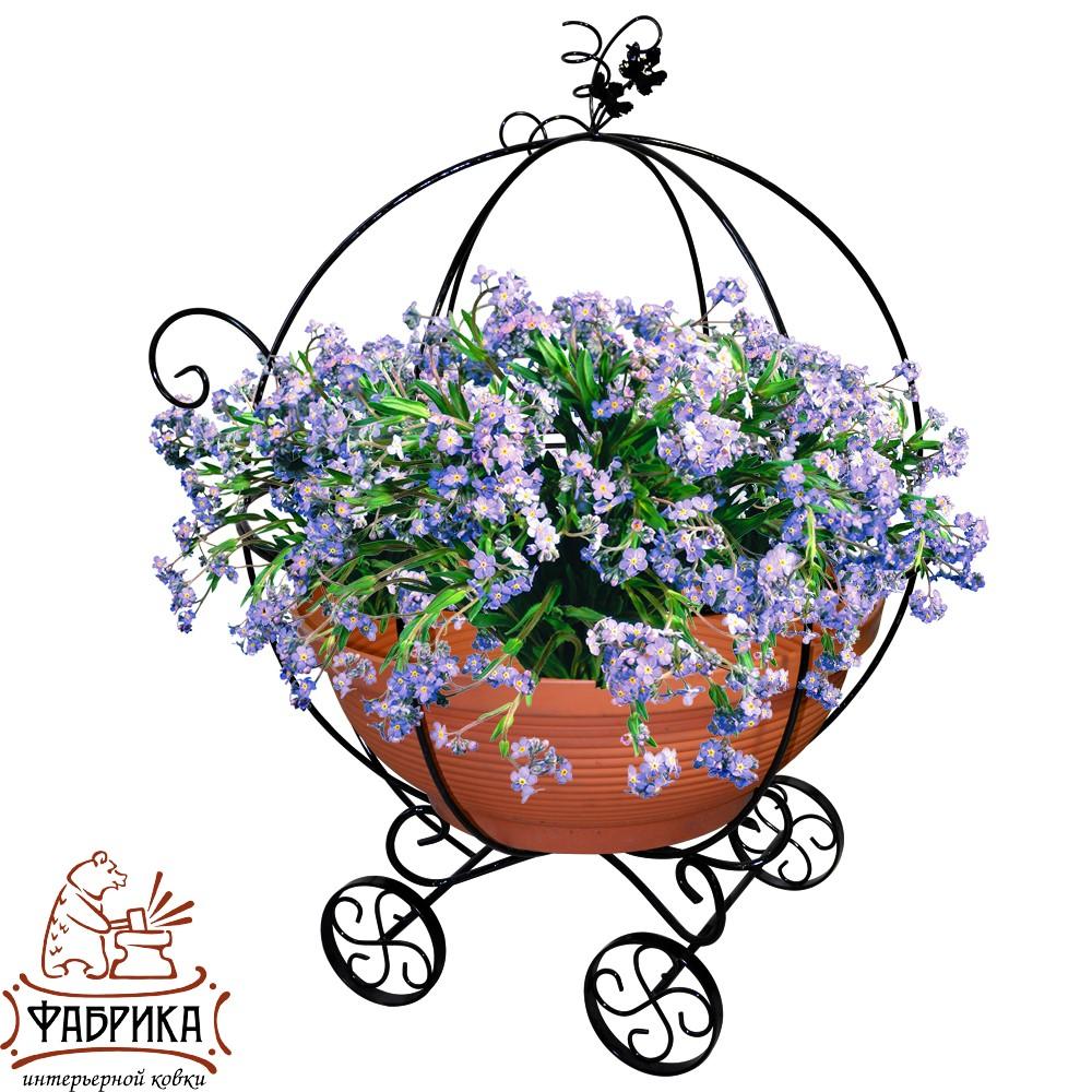 Садовая подставка для цветов, 51-302
