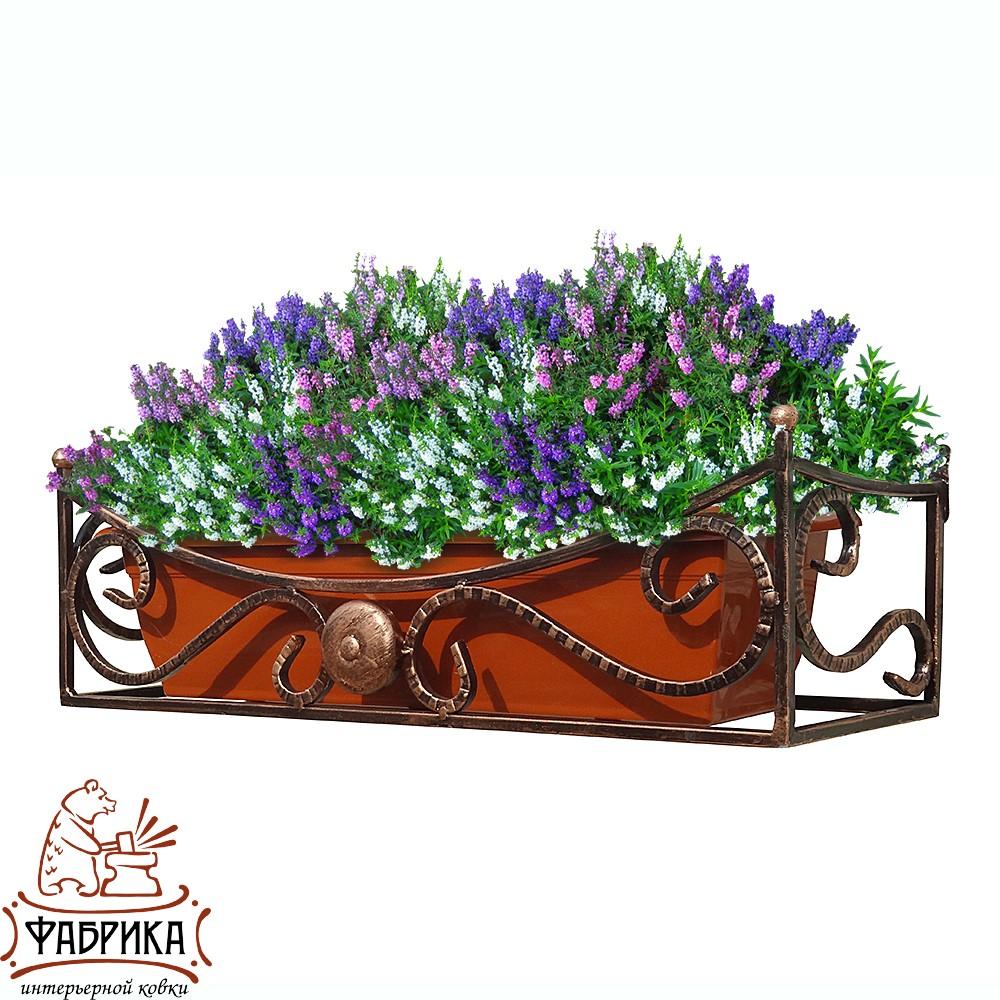 Балконная подставка для цветов 51-259