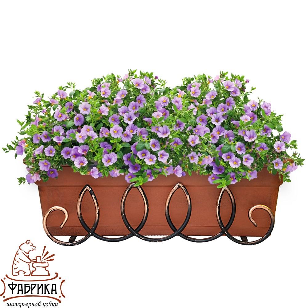 Балконная подставка для цветов 51-269