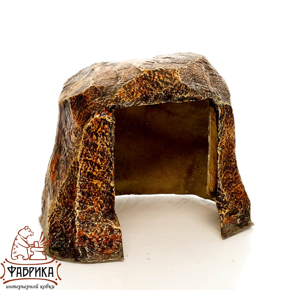 Декоративная крышка для розетки Камень U08031